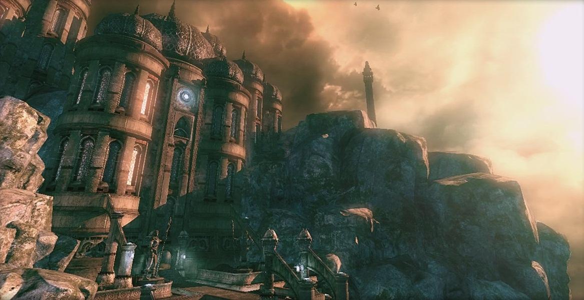 Дверь и лестница — Unreal Engine — DevTribe: Разработка игр